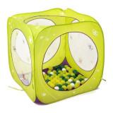 Spatiu de joaca pliabil Cub cu 80 bile - Ludi