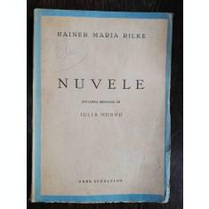 NUVELE - RAINER MARIA RILKE