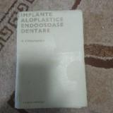 Împlante aloplastice endoosoase dentare