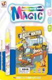 Water Magic- Carte de colorat cu apa: Transport