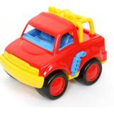 Jeep Din Plastic Rosu, 26 Cm