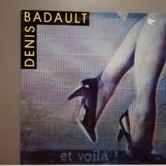 Denis Badault – Et Voila ! (1987/Mediartis/France) - Jazz-Piano/Vinil/Impecabil