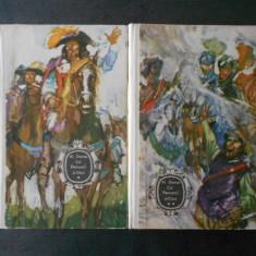 AL. DUMAS - CEI PATRUZECI SI CINCI 2 volume (1968, editie cartonata)