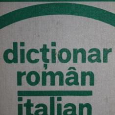 DICTIONAR ROMAN-ITALIAN - DOINA CONDREA-DERER: DICTIONAR ROMAN-ITALIAN