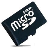 Cumpara ieftin Card de memorie MicroSDHC 8GB, Class 10 + Adaptor SD Cadou