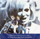 """Pet Shop Boys & Dusty Springfield - What Have I done to... disc vinil single 7"""""""