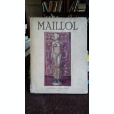 MAILLOL - JOHN REWALD