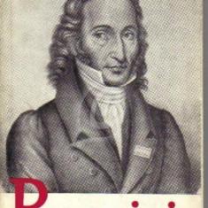 Paganini - omul si opera
