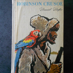 DANIEL DEFOE - ROBINSON CRUSOE (1964, limba germana)
