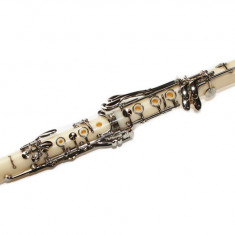 Clarinet Cherrystone® Bb(Si bemol) Böehm sistem ALB 17clape+6 inele