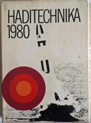 Haditechnika 1980 - 1010 (carte pe limba maghiara) foto