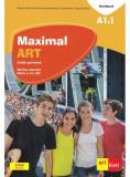Maximal. Limba Germană. Clasa a V-a. Cartea elevului   Giorgio Motta, Elzbieta Krulak-Kempisty, Claudia Brass, Dagmar Gluck