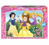 Puzzle Princesses, 100 piese, Educa