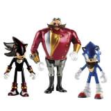 Set Figurine Sonic The Hedgehog 3 Inch Figure Diorama