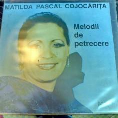 Matilda Pascal Cojocărița – Melodii De Petrecere  Electrecord – ST-EPE 04179, VINIL