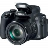 Camera foto canon powershot sx70 hs black 20.3 mp senzor cmos 1/2.3 65x zoom optic