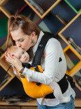 Marsupiu Isara Baby Half Wrap Conversion Sundance