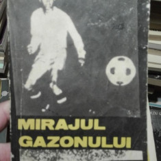 Mirajul gazonului – Mircea Lucescu