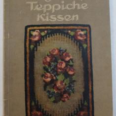 HANDGEKNUPFTE TEPPICHE KISSEN ( COVOARE TESUTE MANUAL ) von MARIE RIEDNER , 1926