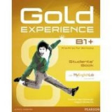 Gold Experience B1+ Students' Book with DVD-ROM and MyLab Pack - Carolyn Barraclough