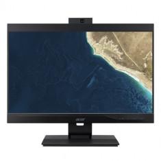 Sistem All in One Acer Veriton VZ4860G AIO 23.8 inch FHD Intel Core i5-9400 8GB DDR4 256GB SSD Intel UHD Graphics 630 Windows 10 Pro Black