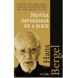 Nevoia imperioasa de a scrie   Ana Blandiana, Peter Motzan, Gheorghe Stanomir, Mircea Popa