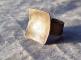 INEL argint OPULENT vintage VECHI model TRIBAL de efect REGLABIL executat manual