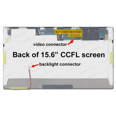 Display - ecran laptop Toshiba Satellite L455 model B156XW01 15.6 inch lampa CCFL foto
