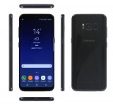Samsung Galaxy S8 Plus, Negru, Neblocat, Single SIM