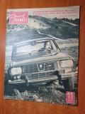 sport si tehnica noiembrie 1969-premiera romaneasca de scucces-dacia 1300