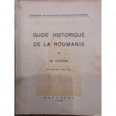 guide histirique de la roumanie