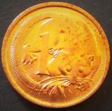 Moneda 1 Cent - AUSTRALIA, anul 1983  *cod 730 - UNC
