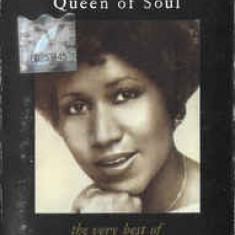 Caseta Aretha Franklin – Queen Of Soul: The Very Best Of Aretha Franklin