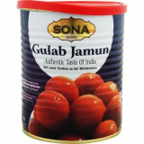 Sona Gulab Jamun Tin (Gogosi Indiene Insiropate) 1kg