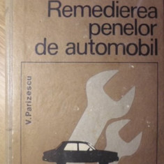 REMEDIEREA PENELOR DE AUTOMOBIL - V. PARIZESCU