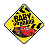 Semn de avertizare Baby on Board Cars Seven SV9610 B3103227