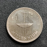 Cumpara ieftin X540  Irlanda 1 punt Millennium 2000, Europa