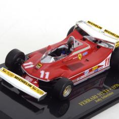Macheta Ferrari 312 T4 Jody Scheckter Formula 1 1979 - Altaya 1/43
