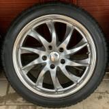 Roti/Jante Audi, VW, Skoda, Mercedes, Seat 5x112, 205/50 R17, turbine, 17, 8, 5
