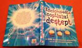 Enciclopedia copilului destept cu 2000 de intrebari si raspunsuri - Ed. Litera