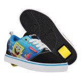 Heelys Pro 20 SpongeBob Prints Black/Multi Canvas