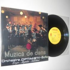 """Orchestra """"Optimiștii""""-Sofia, Dirijor: B. Sakelarev: Muzica De Dans (EDD 1068)"""
