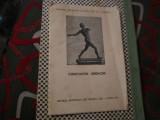 carte cu autograf constantin iordache an 1971 h9