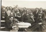 Ofiteri romani ochelari pilot civili femei anii 1920