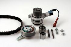 Set pompa apa + curea dintata VW BEETLE Cabriolet (5C7) (2011 - 2016) HEPU PK06690 foto