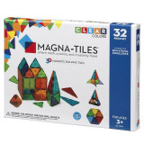 Magna-Tiles Clear Colors set magnetic - 32 piese