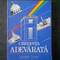 IOSIF ION - CREDINTA ADEVARATA