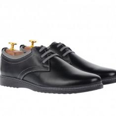 Pantofi sport, casual barbati din piele naturala 330SN