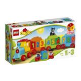 LEGO Duplo Trenul cu numere LEGO DUPLO (10847)