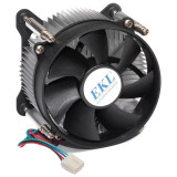 Cooler EKL, Intel Socket LGA 115x, Vent. 92mm, Mufa 4 pini, Prindere cu...